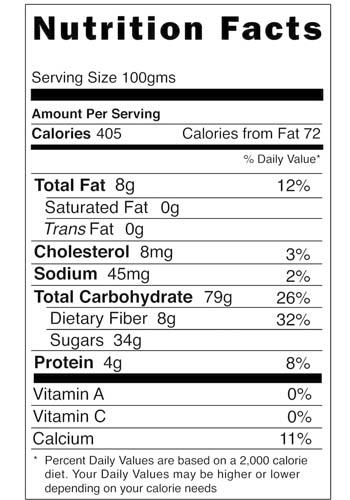 COCONUT CHOCOLATE 100 gms