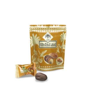 Chocolate Coated Dates with Hazelnut 100g