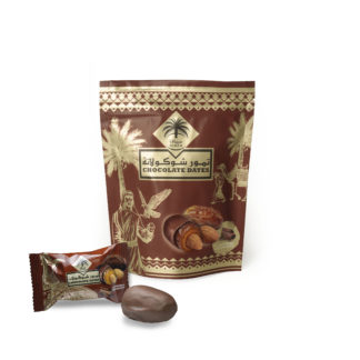 Milk Chocolate Coated Dates with Almond 100g-1